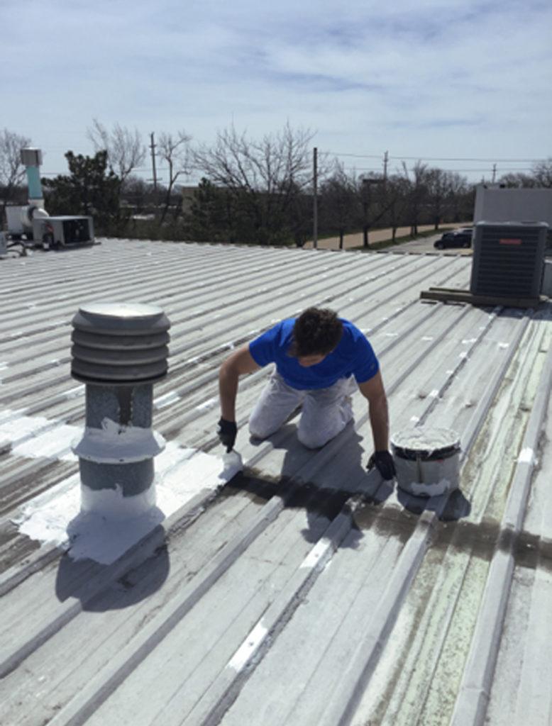 commercial roofer missouri